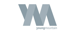 Logo young mountain marketing gmbh